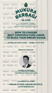 Sharing with Mukura Event - How to Choose Best Construction Labor